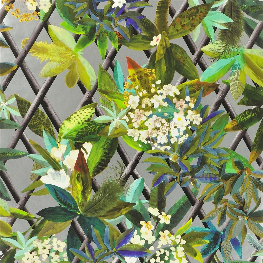 Canopy - Argent Wallpaper