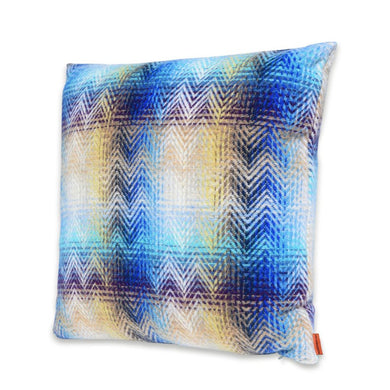 Coussin Montgomery Bleu