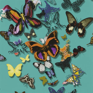 Butterfly Parade - Lagon Wallpaper