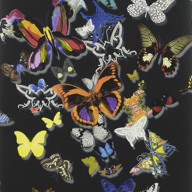 Butterfly Parade - Oscuro Wallpaper