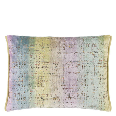 Montmartre Crocus Cushion