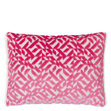 Dufrene Fuchsia Cushion