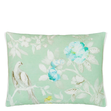 Pontoise Pale Jade Cushion