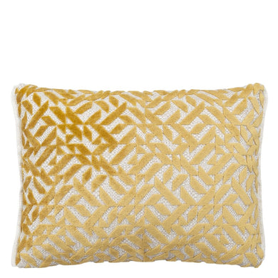 Dufrene Saffron Cushion
