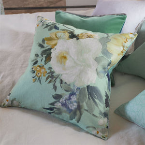 Coussin Proserpine Pale Jade