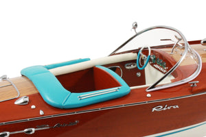 Maquette Riva Super Ariston 69cm - Turquoise