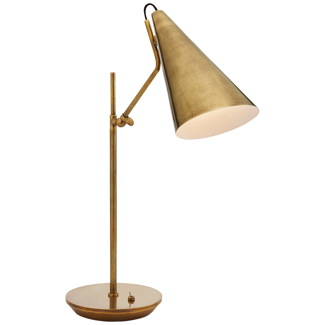 Lampe de Table Clemente - Laiton