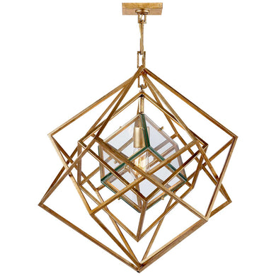 Lustre Cubist Small