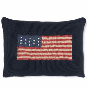 Coussin Parker American Flag
