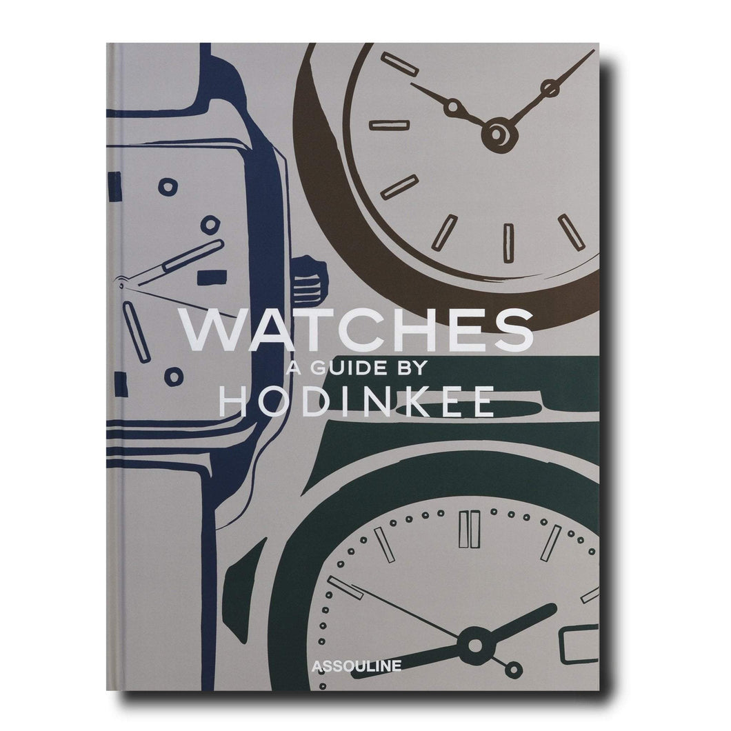 Livre Watches: A Guide by Hodinkee