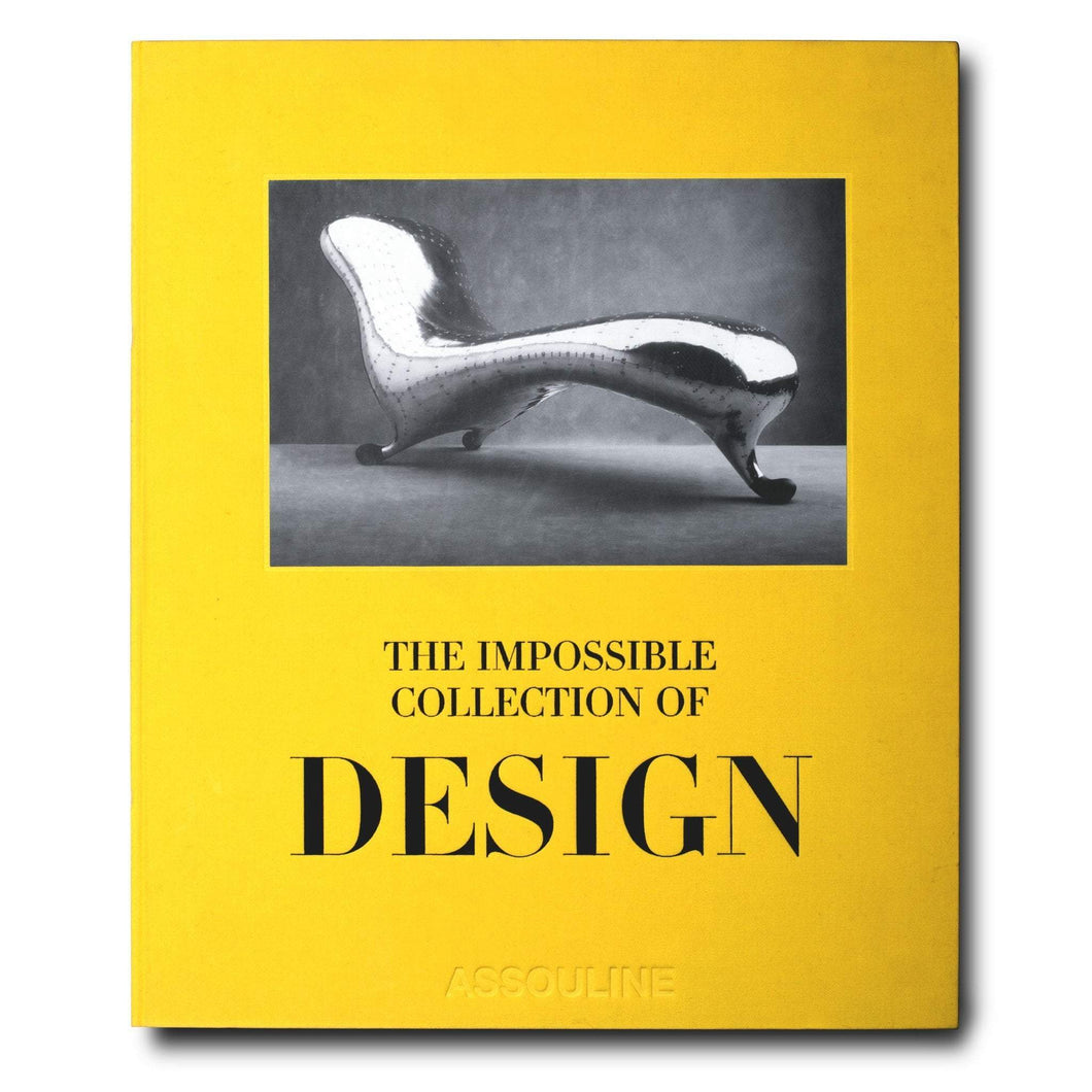 Livre The Impossible Collection of Design