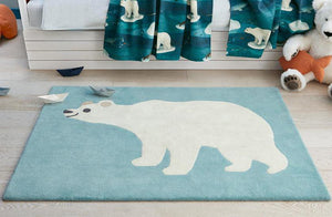 Tapis Enfant Artic Bear