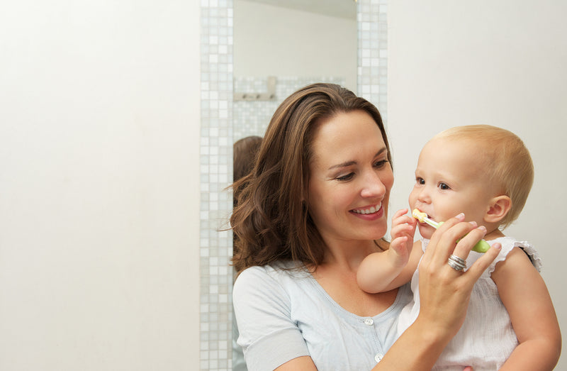 Dental Care for Babies and Young Children