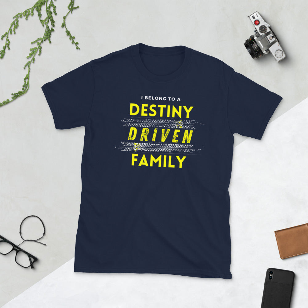 """Destiny Driven Family"" Tees"