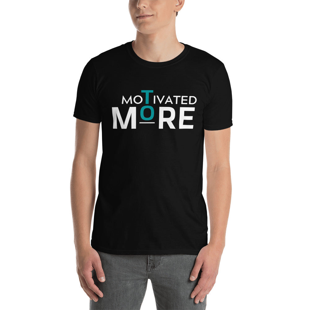 """Motivated TO More"" Tees"