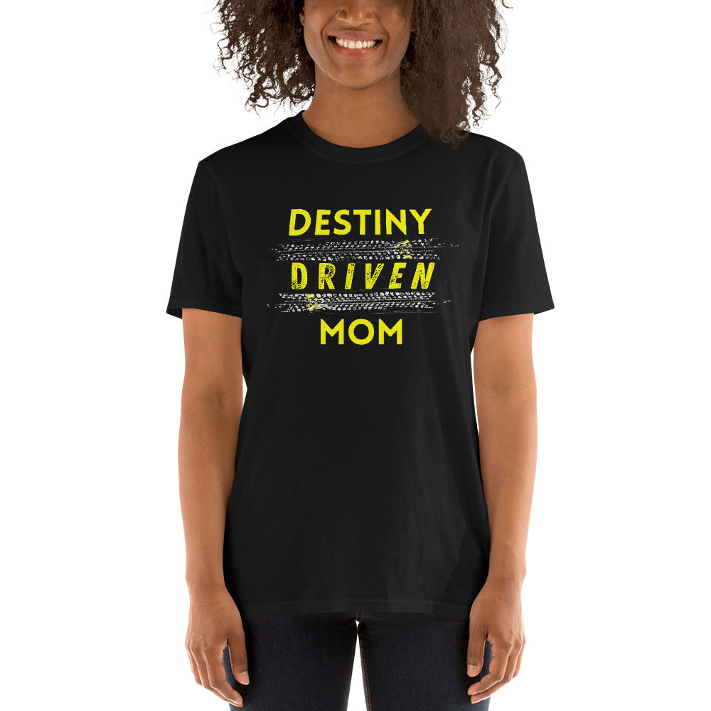 """Destiny Driven Mom"" Tee"