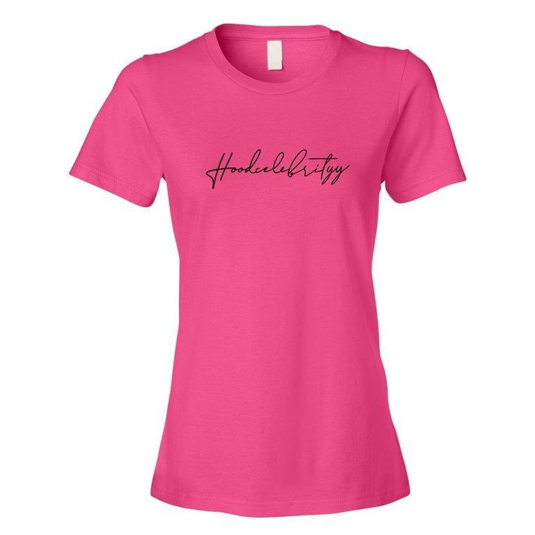 HOODCELEBRITYY T-SHIRT