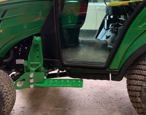 "John Deere Compact Tractor 120 Loader 5"" 6"" or 8"" Step"
