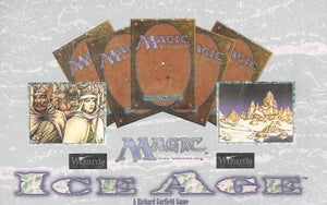 Ice Age Booster Box Factory Sealed