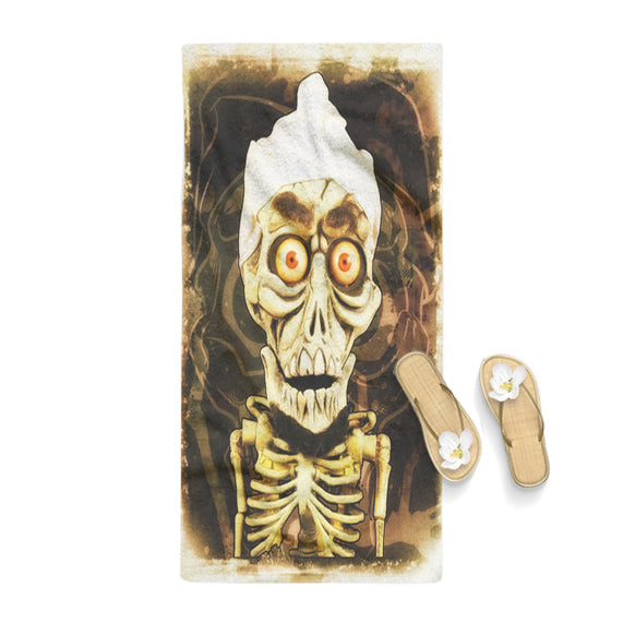 Achmed the Dead Terrorist Poster towel