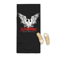 Alter Bridge Logo Towel