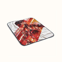 Ant Man and The Wasp Fleece Blanket