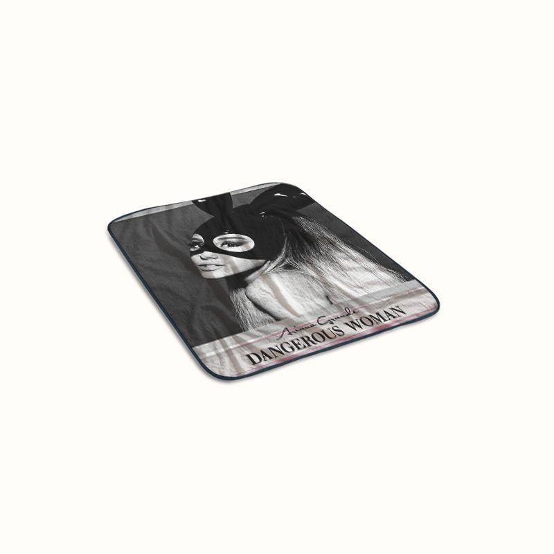 Ariana Grande Dangerous Woman Fleece Blanket