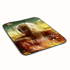 Attack on Titan Cover Fleece Blanket