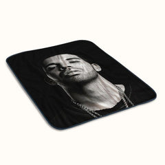 Aubrey Drake Graham Fleece Blanket