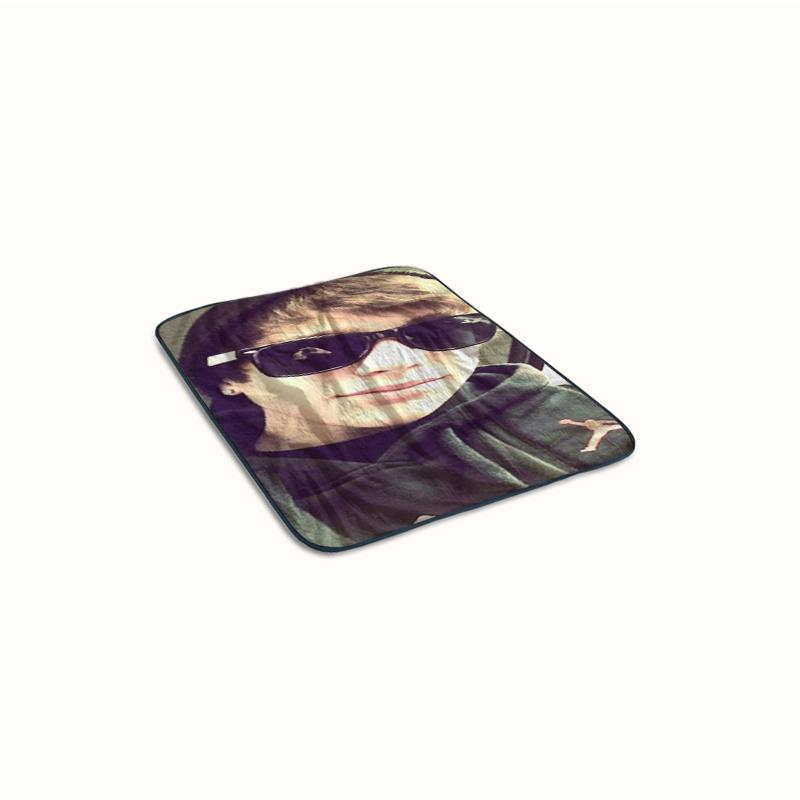 Austin Mahone Styles Fleece Blanket