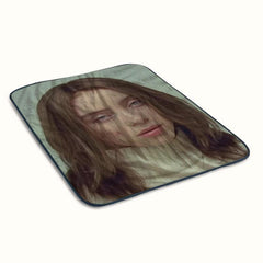 Billie Eilish Xanny Fleece Blanket