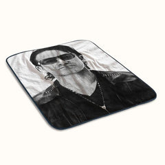 Bono U2 Band Fleece Blanket