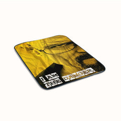 Breaking Bad I am the danger Fleece Blanket