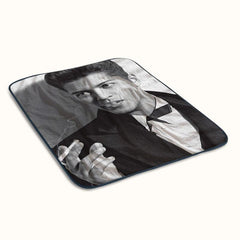 Bruno Mars Smoking Fleece Blanket