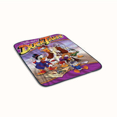 Cartoon Disney DuckTales 3 Fleece Blanket