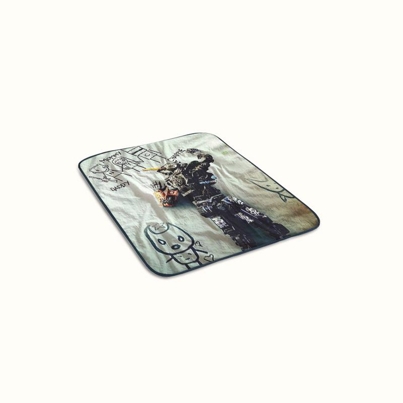 Chappie Fleece Blanket