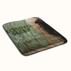 Chris Young Losing Sleep Fleece Blanket