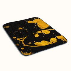 Classic Batman Logo Fleece Blanket