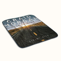 Craig Morgan The Journey Fleece Blanket
