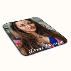 Dani Daniels Fleece Blanket