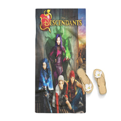 Descendants Disney Movie Poster Towel