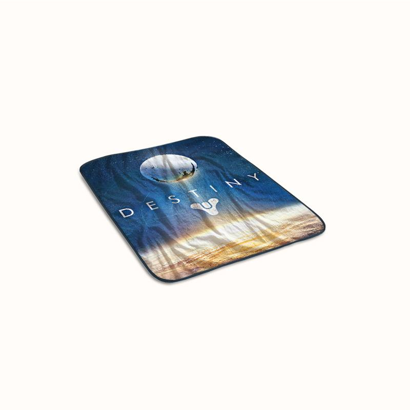 Destiny Logo Fleece Blanket