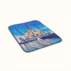 Disney Castle Fleece Blanket