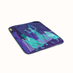 Disney Haunted Mansion Cover Fleece Blanket