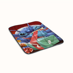 Disney Lilo And Stitch Fleece Blanket