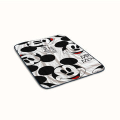 Disney Mickey Mouse Collage Fleece Blanket