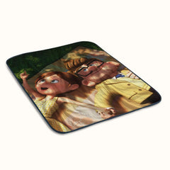 Disney Pixar Up Movies Fleece Blanket