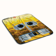 Disney Wall E Fleece Blanket