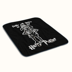 Dobby Will Always be There for Harry Potter Fleece Blanket