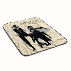 Fleetwood Mac Rumors Fleece Blanket